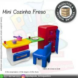 Venda MINI cozinha infantil colorida - A pronta entrega