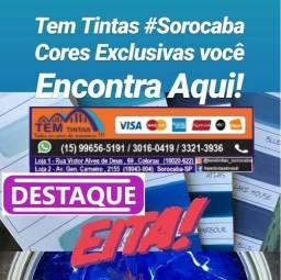 Oferta# Tinta semi lavável Apartir de 149,00 de 19,5 Litros /Ótimo custo benefício!