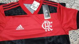 Nova  blusa  do Flamengo  original  tamanho  m  2021