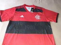 Camisa Flamengo 21/22 Pronta entrega