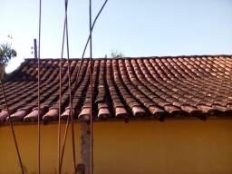 Telhas para telhado colonial