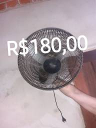 Vendo ventilador de parede