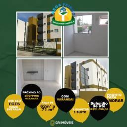 Prontos p/ morar no Feitosa 3 quartos 1 suíte até 71m² pelo Minha Casa Minha Vida !!!!
