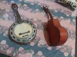 Cavaco e banjo preço de desapego