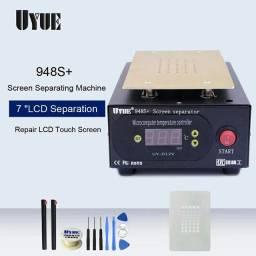 lcd separador máquina de reparo da tela de toque do telefone  bomba de vácuo