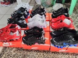 Sapatos da Naik 12 Molas,