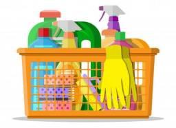 VAGA: Doméstica para contratação por CLT.