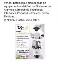 Marcos Instalações Elétricas e Segurança Eletrônica