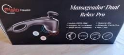 Massageador Dual Relax Pro