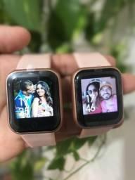 Relógio  Smartwatch D20/Y68 - Novo-Atualizado-Coloca Foto