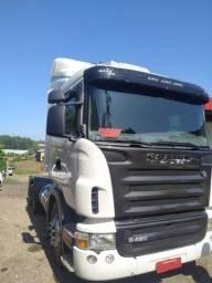 Scania G420 6x2 Completo Motor Novo todo Revisado