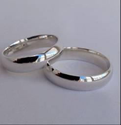 aliança prata namoro