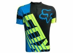 Camisa para ciclismo proteção UV