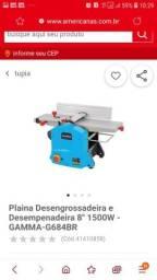Plaina Desengrossadeira