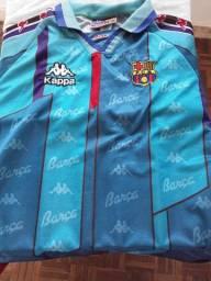 Camisa Barcelona Ronaldo Fenômeno