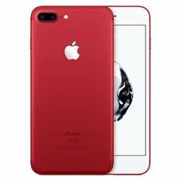 iphone 7 Plus 128gb Vermelho Novo Lacrado