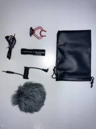 Microfone Condensador Cardioide