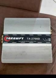 Taramp's TA-2700D 2ohms