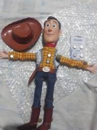 Boneco Woody Toy Story 37cm
