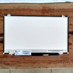 """Tela 14.0"""" HB140WX1-300 V4.0 1366x768 Led Slim 40 Pinos"""