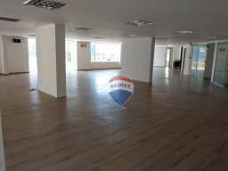 Vendo andar corrido de 559 m², no 5º andar do Edifício Angelini Center, bairro Funcionário