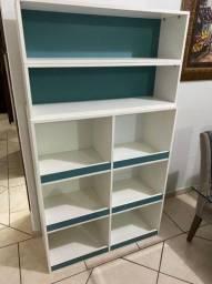 Nichos armario ou estante para brinquedos