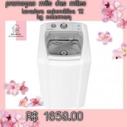 Marquinha de lavar máquina de lavar