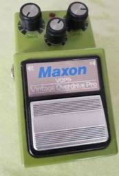 Pedal Maxon Vintage Overdrive Pro - VOP 9 Made In Japan