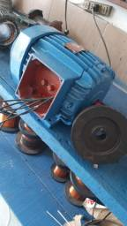 Barbada motor 5cv 4 polos
