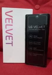 LG Velvet, apenas trocas!