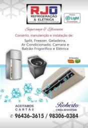 Técnico em refrigeração e aquecedor