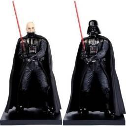 Darth Vader Kotobukiya Artfx Escala 1/10 C/ 2 Cabeças (Na caixa)