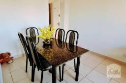 Apartamento à venda com 3 dormitórios em Paquetá, Belo horizonte cod:278959