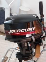 Motor Mercury 15/18 Super 2017 novíssimo!