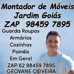 Montador de Móveis jardim Goiás