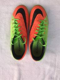 Chuteira Nike HypervenomX Phelon 3 Indoor/Court - Futsal/F7 - Original