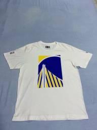Camiseta New Era Golden State Warriors
