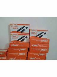 Caneta Laser Le 808 Lelong Com Estojo / Usb