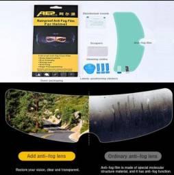 Título do anúncio: Promoção Películas De Anti-Embaçamento Resistente para capacetes,