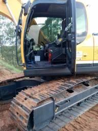 Vendo escavadeira 180lc9