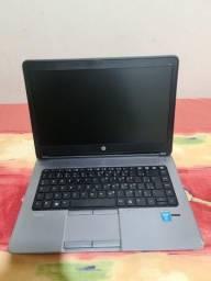 Notebook HP Probook i5 4a + 8Gb + SSD + HD Bateria Nova! Aceito cartão