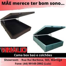 Box baú VIMALIO super oferta aproveite