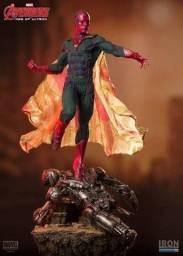 Estátua Visão: Vingadores: Era de Ultron Diorama Escala 1/6 - Iron Studios