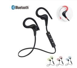 Fone ouvido bluetooth gancho ajustável
