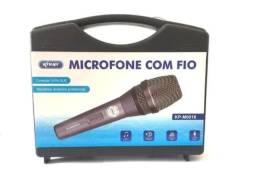 Microfone C/ Fio Profissional Kp-m0016 - Knup