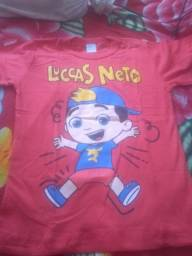 Promoção roupa infantil