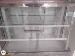 Balcão refrigerado