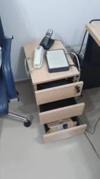 Gaveteiro Pequeno para escritório