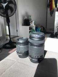 Vendo ou troco lentes canon