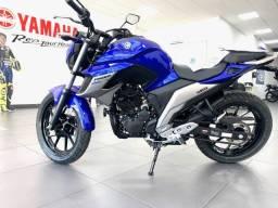 Pronta Entrega - Yamaha Fazer 250cc ABS 2021